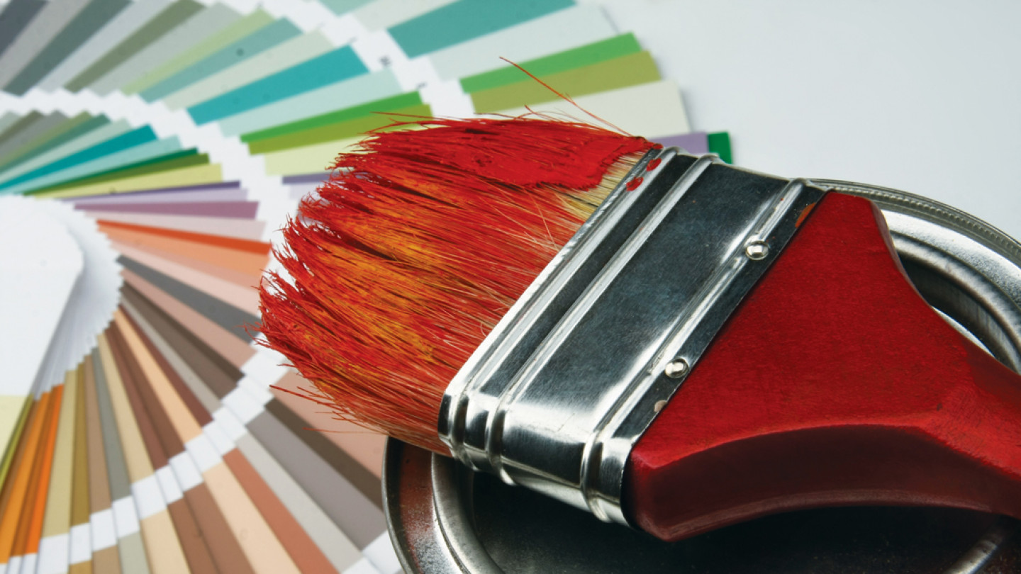 Customize your office with our commercial painting services